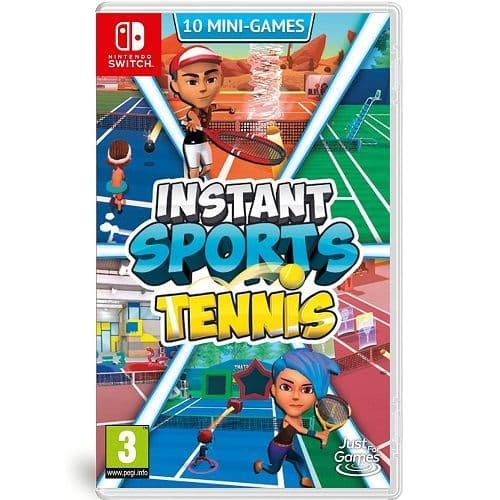 Instant Sports Tennis Nintendo Switch Game